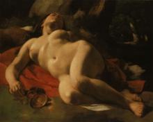 Courbet, Baccante.jpg