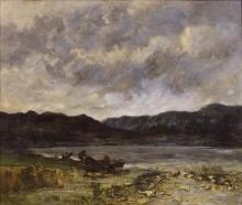 Courbet, Il lago, nei pressi di Saint Point.jpg