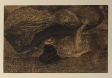 Gustave Courbet, La sorgente del Loue | The source of the Loue