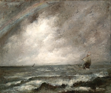 Courbet, Marina | Marine | Seascape