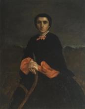 Courbet, Ritratto di donna, Juliette Courbet.jpg