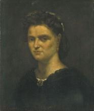 Courbet, Ritratto di una signora [1855 circa].jpg