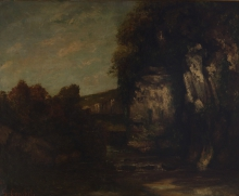 Courbet, Rocce | Rochers | Rocks | Rocas