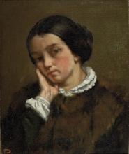 Gustave Courbet, Zélie Courbet