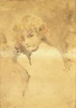 Tranquillo Cremona, Figura di bimba