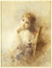 Tranquillo Cremona, Figurina