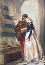 Tranquillo Cremona, Giulietta e Romeo