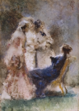 Tranquillo Cremona, High Life (A piquant conversation)