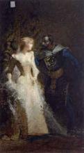 Tranquillo Cremona, Otello e Desdemona