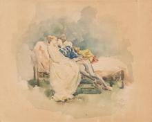 Tranquillo Cremona, Paolo e Francesca