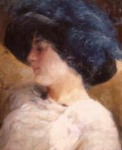 Tranquillo Cremona, Ritratto di donna