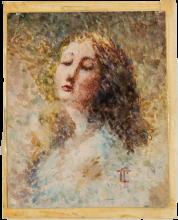 Tranquillo Cremona, Ritratto femminile