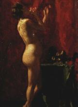 Vito D'Ancona, Nudo femminile [dettaglio]