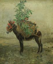 Dalbono, Asinello carico di fiori