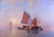 Dalbono, Il porto di Venezia.jpg