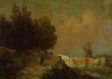 Edoardo Dalbono, Paesaggio