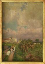 Dalbono, Sulle falde del Vesuvio