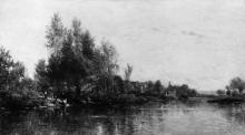 Daubigny, Le rive dell'Oise.jpg