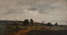Charles-François Daubigny, Paesaggio | Paysage | Landscape