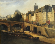 Charles-François Daubigny, Pont Marie