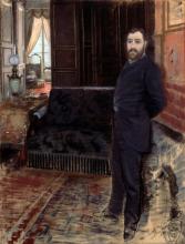 De Nittis, Autoritratto [1883].png