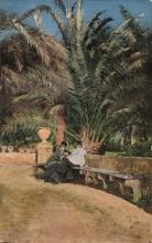 De Nittis, Conversazione in giardino.jpg