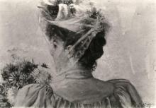 De Nittis, Figura di giovane donna con cappello e veletta.jpg