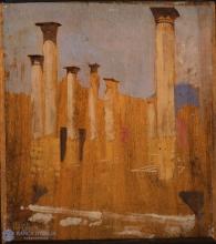 Giuseppe De Nittis, Il Foro di Pompei II