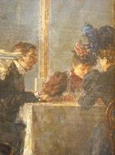 De Nittis, Il pranzo del vescovo [dettaglio 6].jpg