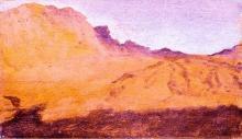Giuseppe De Nittis, Impressione del Vesuvio