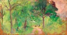 De Nittis, Nel giardino di Fontainebleau.jpg