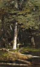 De Nittis, Nella foresta.jpg