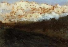 De Nittis, Paesaggio con nuvole.jpg