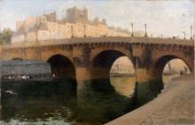 De Nittis, Parigi, il Pont Neuf.jpg