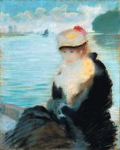 De Nittis, Ritratto di Sarah Bernhardt.png