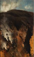 De Nittis, Sul Vesuvio durante l'eruzione.png