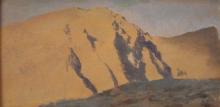 De Nittis, Sulle falde del Vesuvio [1872] [3]