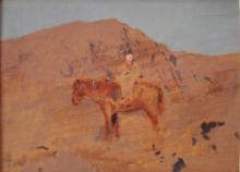 De Nittis, Sulle falde del Vesuvio [1872] [5]
