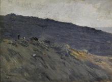 De Nittis, Sulle falde del Vesuvio [1872] [7].png