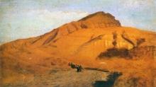 De Nittis, Sulle pendici del Vesuvio III.jpg