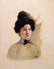De Nittis, Testa di donna [1880 circa].jpg
