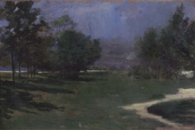 De Nittis, Veduta di un parco.jpg