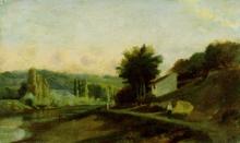 De Tivoli (attribuito a), Paesaggio francese.jpg