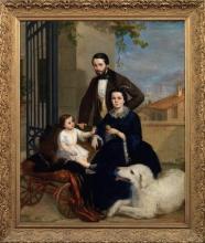De Tivoli (attribuito a), Ritratto di famiglia.jpg