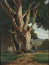 De Tivoli, Due uomini nel bosco.jpg