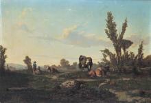 De Tivoli, Mucche al pascolo [1].png