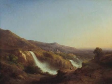 De Tivoli, Paesaggio con cascata.jpg