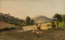 De Tivoli, Paesaggio con figura (pastorella).jpg