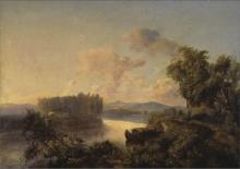 De Tivoli, Paesaggio sull'Arno