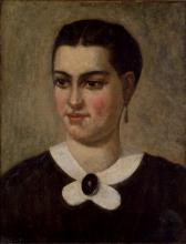 Serafino De Tivoli, Ritratto della signora Giovannini